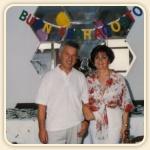 Mamma e Albergatrice Graziella, Papà e Albergatore Piero Bocca