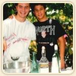 Alberto Bocca & Alessandro Bocca alle prime armi 1992