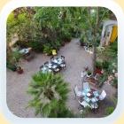 ristorante in giardino