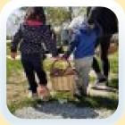 Escursioni per famiglie e bimbi alla scoperta della natura TRA MARE E CAMPAGNA