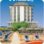 Hôtel Tibidabo a' Bellaria Igea Marina directement sur la mer a' 100 m du centre ville