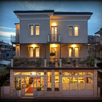 Hotel Villa Irma Miramare