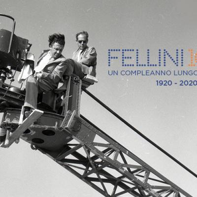 Fellini 100: Un compleanno lungo un anno (1920 -2020)