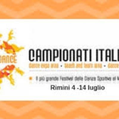 Last Minute Sport Dance Rimini dal 04 al 14 luglio 2019 a Rimini