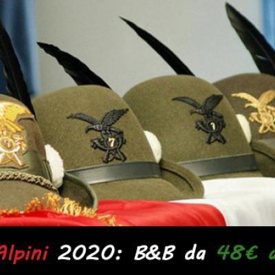 Raduno Alpini 2020